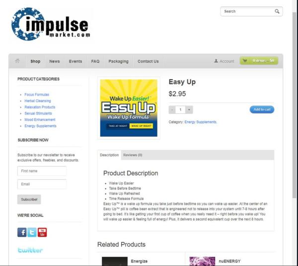 Impulse Market, LLC